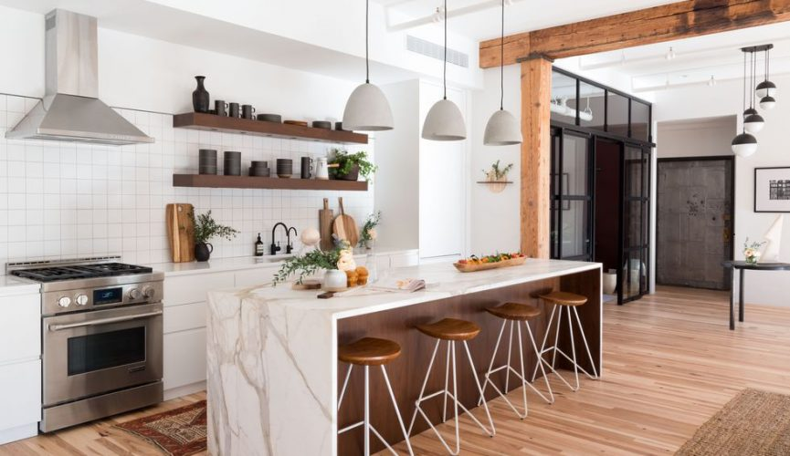 Top 5 Easy Ways To Design Modern Kitchen Fowler Builders